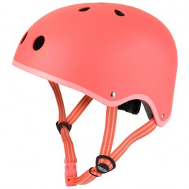 Шлем Micro - коралловый матовый (размер M)
