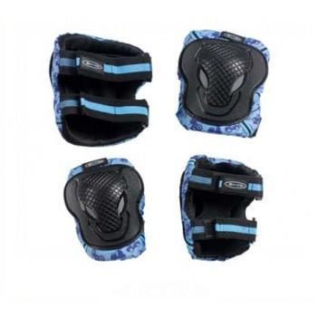 Комплект защиты - синий (размер M)