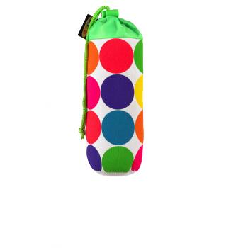 Держатель для бутылок неоновый горох