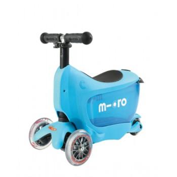 Mini2go Blue c сиденьем