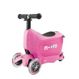Mini2go Pink c сиденьем