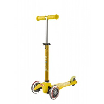 Mini Micro Deluxe желтый