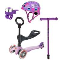 Набор Mini Candy Purple (со шлемом и звонком)