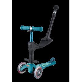 Mini Micro 3in1 Deluxe синий лёд