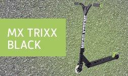 Самокат Micro MX TRIXX BLACK