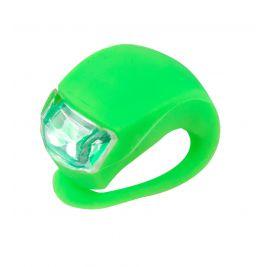 Фонарик Micro зеленый