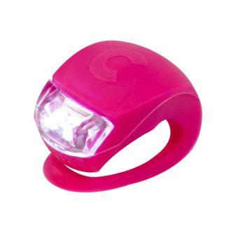 Фонарик Micro розовый