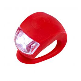 Фонарик Micro красный