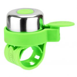 Звонок Зеленый для самоката Micro