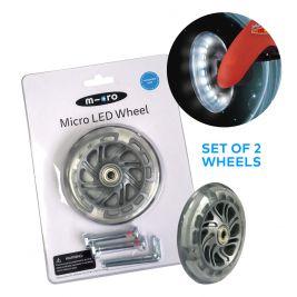 Светящиеся LED колеса для MINI Micro 2шт.