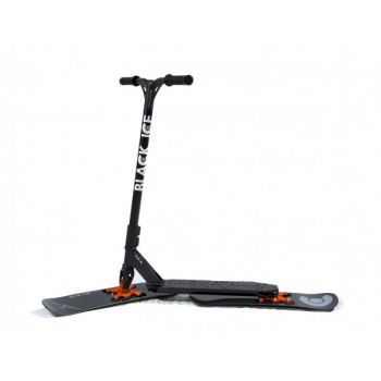 Micro Black Ice Snow Scooter