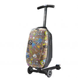 Micro Luggage Steve Aoki Sound2Go с музыкой