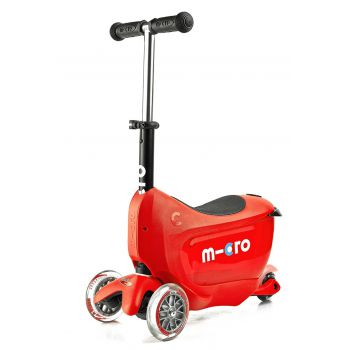 Mini2go Deluxe Red
